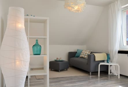 Zwei-Zimmer-Appartment in Zentrumnähe - Osnabrück - Huoneisto
