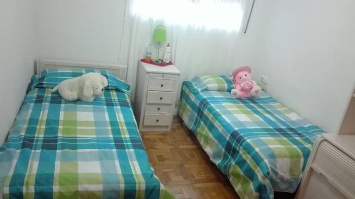 Alquilo habitación en pamplona
