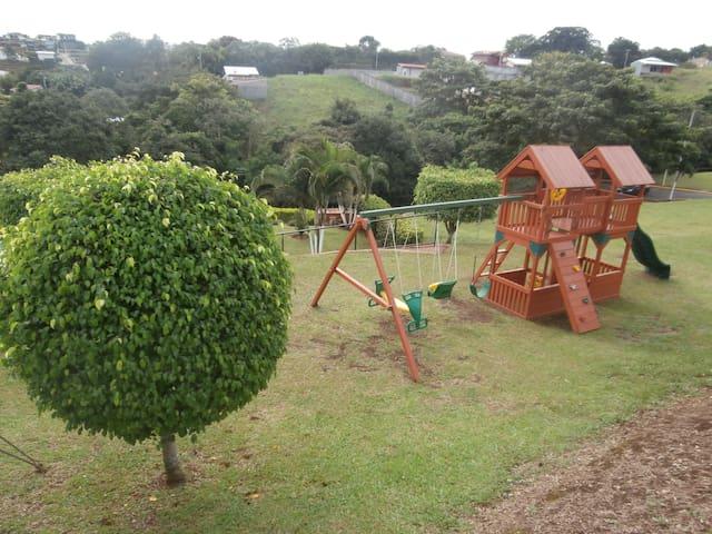 Área de juegos infantil