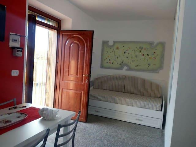 """Casa vacanza """" Murales"""""""
