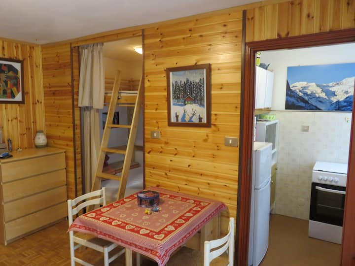 Warm & Charming @Gressoney - Family - Ski & Trek