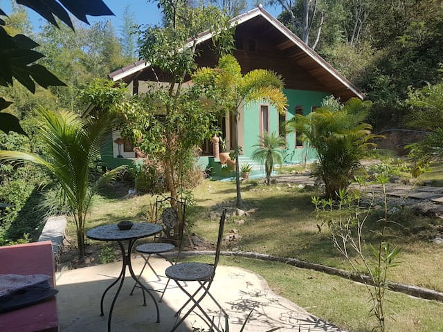 Lilawadee house, peaceful place in Pai