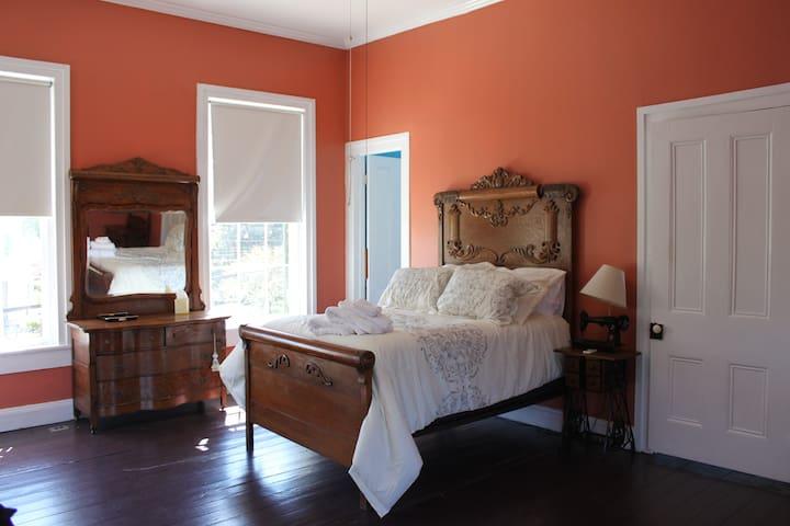 The 619 House - Room D, Selma, Alabama