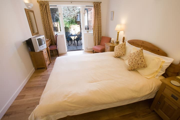 Little Alice, small double with shower in en-suite - Brockenhurst - Hotel boutique