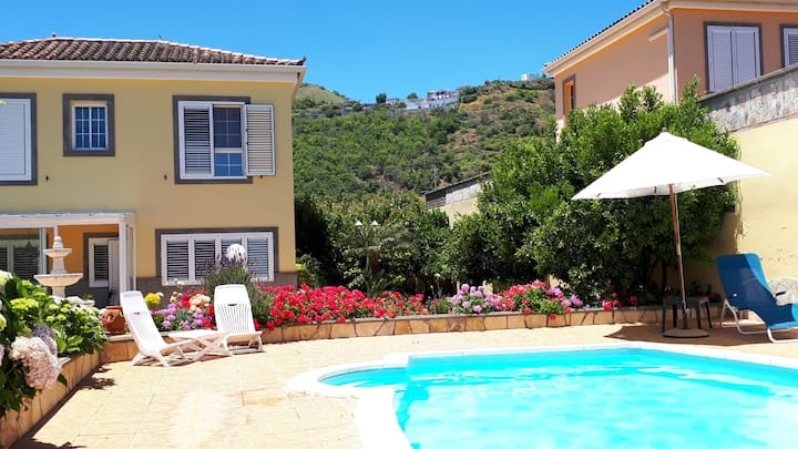 Casa Jardín  independiente y de uso particular