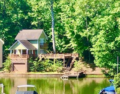 Stunning Boat House!!!!!!