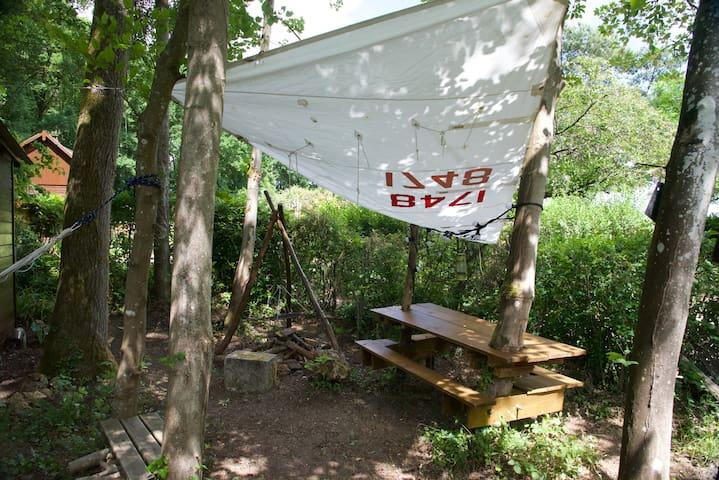 Chalet-Studio tout confort dans les bois Chevreuse