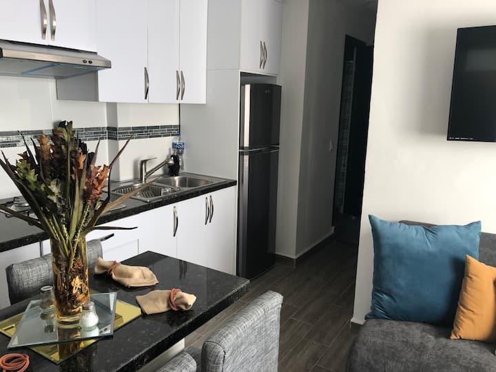 Lindo apartamento, muy cerca de Fundidora