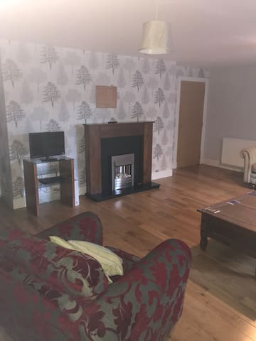 Large centrally situated apartment