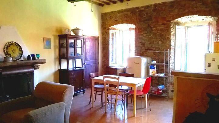 caratteristica casa per vacanze a Scansano