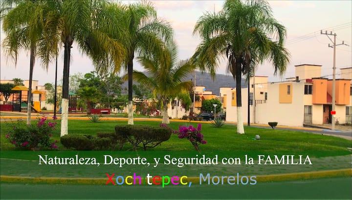 Días de descanso en Morelos, el mejor clima!
