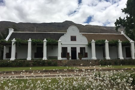The Pines Manor House Hex River Valley