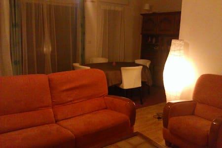F3 à Roissy e F. toutes commodités - Roissy-en-France - Apartamento