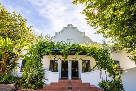 Chardonnay @ De Kraal Estate - Stellenbosch