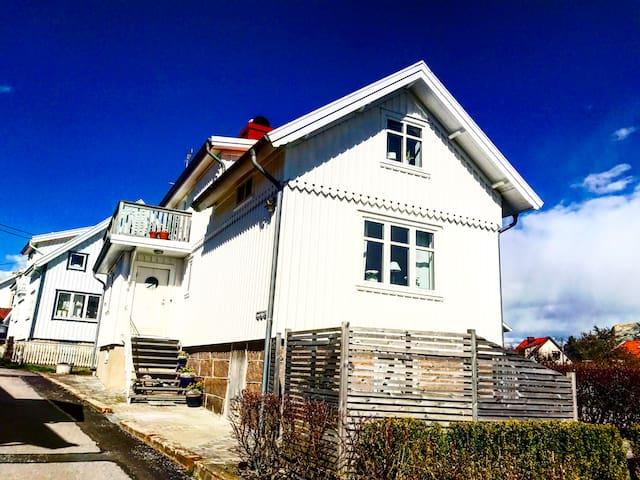Lägenhet i Bleket