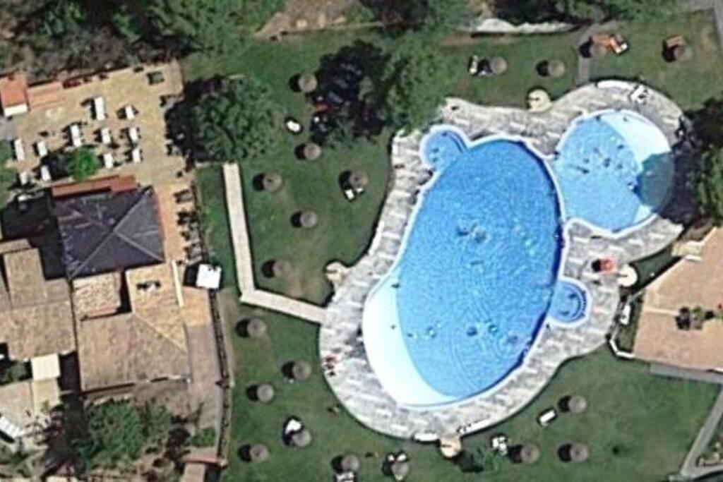 piscine résidentielle