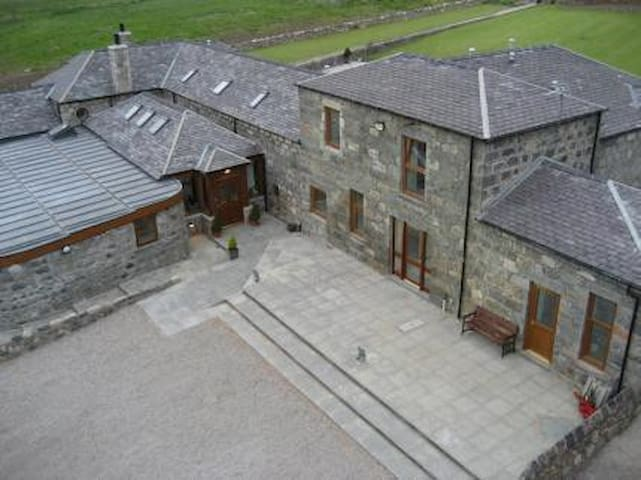 Kilnhall- luxury en-suite rooms, rated best in area - Aberdeenshire - Bed & Breakfast