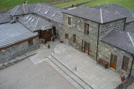 Kilnhall- luxury en-suite rooms, rated best in area - Aberdeenshire - Pousada