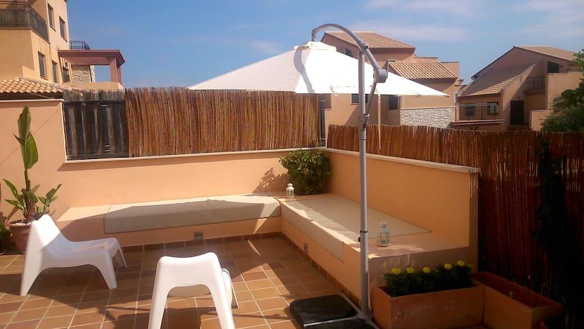 Hab. privada en precioso apartamento +Desayuno - València - Huoneisto