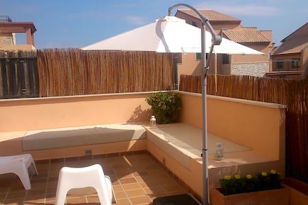 Hab. privada en precioso apartamento +Desayuno - València - Lejlighed