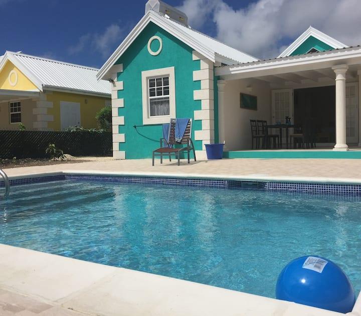 Sea view vacation villa with pool