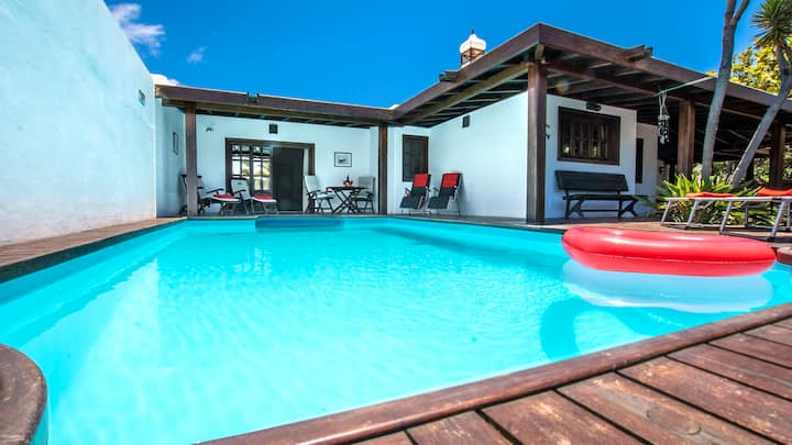 Stylish Villa Ana with Wi-Fi, Garden, Terrace & Pool; Parking Available