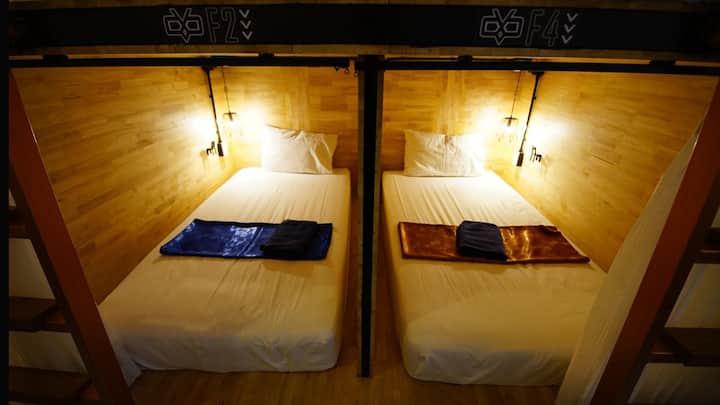 Sleep Owl Don Muang Capsule Female Only Dorm