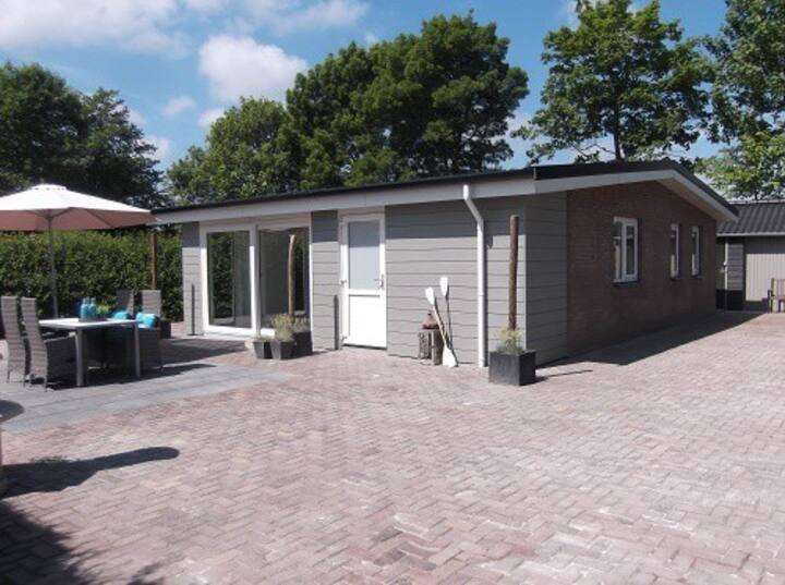 Modern vakantiehuis aan Zee én Meer !