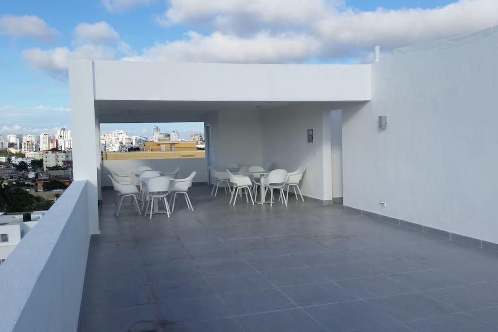 Terraza/Terrace