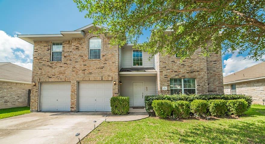 Austin/Round Rock Large Family Home - Round Rock - Hus