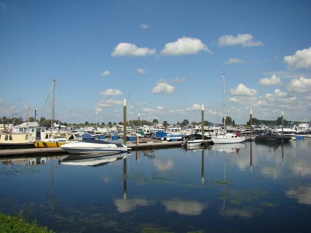 Een van de grootste sporthavens van Nederland