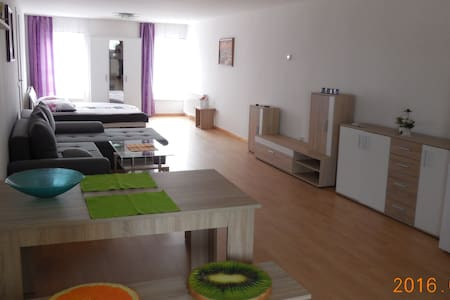 65 m² Wohnung close to Uni Hospital/Chio/SnowWorld - Aachen - Huoneisto