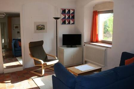 Wonderful holiday apartment Fuchs 2 with garden, Wifi, parking available