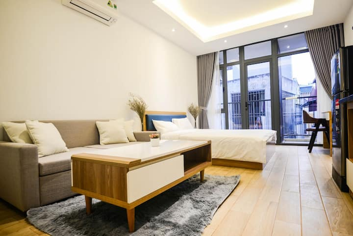 ⭐️22HOUSING⭐️STUDIO APARTMENT IN 8 VONG THI 03