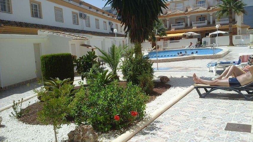 Charming 3 bedroom townhouse - Los Alcázares - Casa