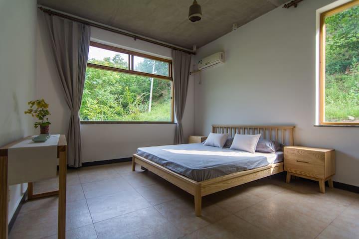 怀柔山景巍美秀丽的豪华套房 - Beijing - Villa