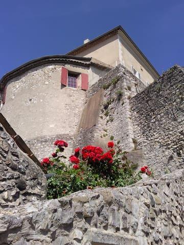 Appartement NEUF  au coeur des vieilles pierres ! - Viviers - Leilighet