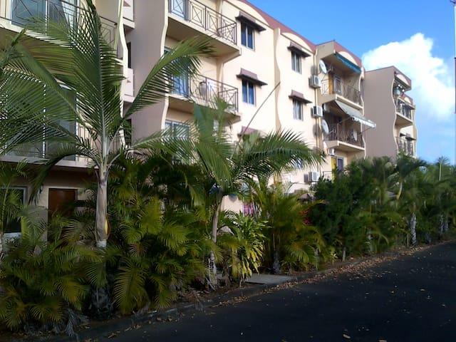 LOCATION  VACANCES - Trou Aux Biches - Apartemen