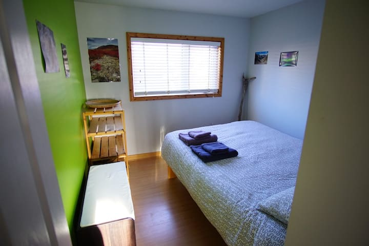 Private room in the heart of downtown Whitehorse - Whitehorse - Haus