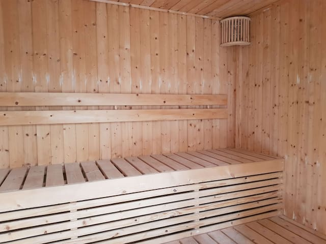 Sauna (availability TBC)