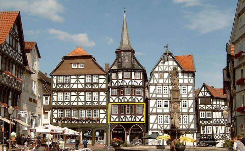 Ferienwohnung Gildehaus Fritzlar - Fritzlar - Apartment