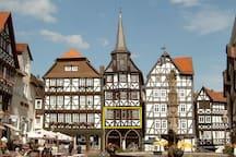 Ferienwohnung Gildehaus Fritzlar