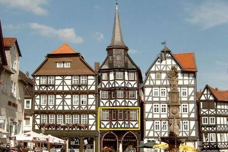 Ferienwohnung Gildehaus Fritzlar - Daire