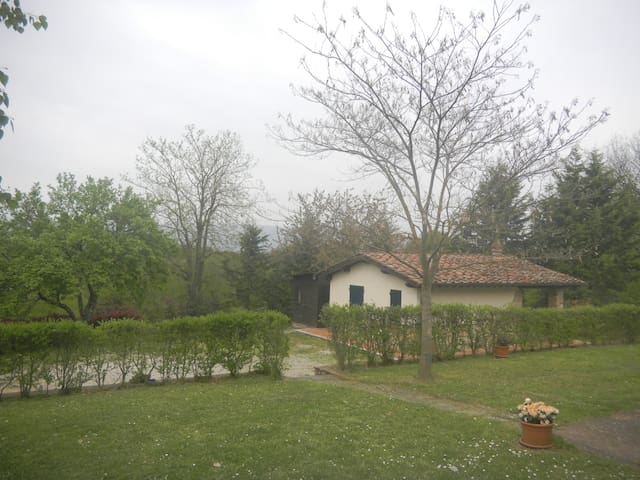 Cottage in campagna toscana - Bucine