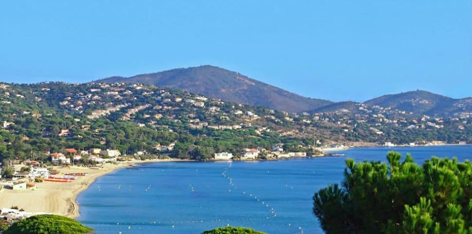 Appartement calme près des plages - Sainte-Maxime - Apartment