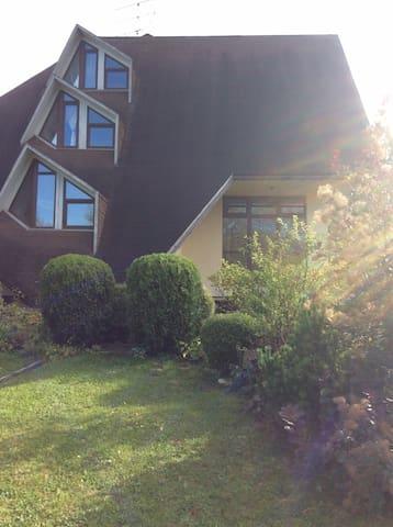 Дом с садом в Одинцовском районе