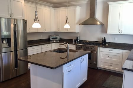 Brand New Home, with Chefs Kitchen! - Half Moon Bay