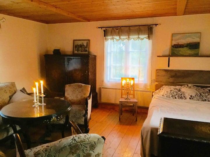 Genuine swedish cabin in the heart of Dalarna