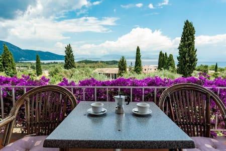 Nice View Apartments in Dassia Corfu - Dassia - Apartamento