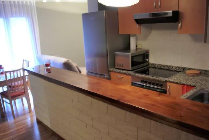 Apartamento en plena naturaleza - Escàs - Apartmen
